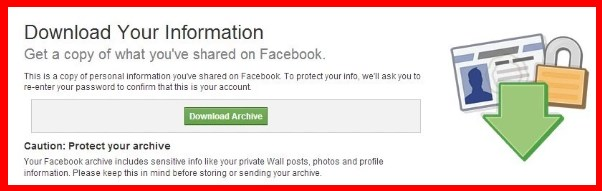 how to retrieve deleted facebook messages on laptop