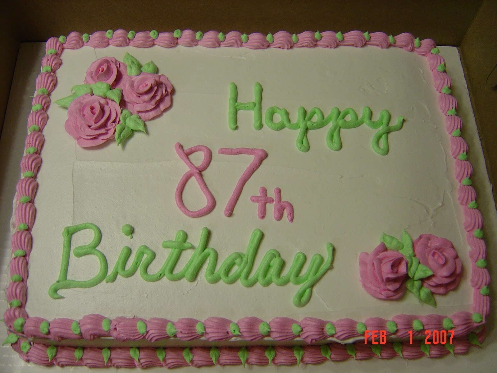Happy Birthday Cake Quotes