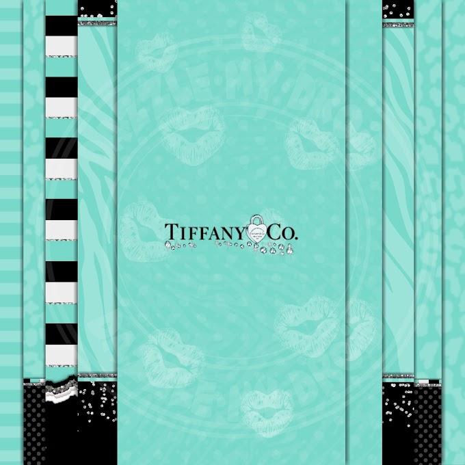 Freebie TIFFANY inspired Wallpaper set