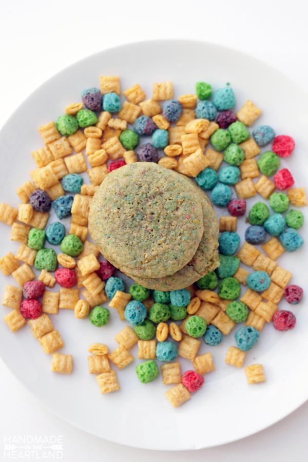 Cap'n Crunch Cookies Recipe #QuakerTime