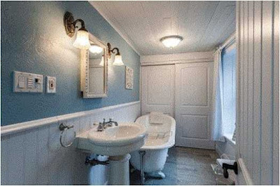 Bathroom Color Ideas With Wainscoting
