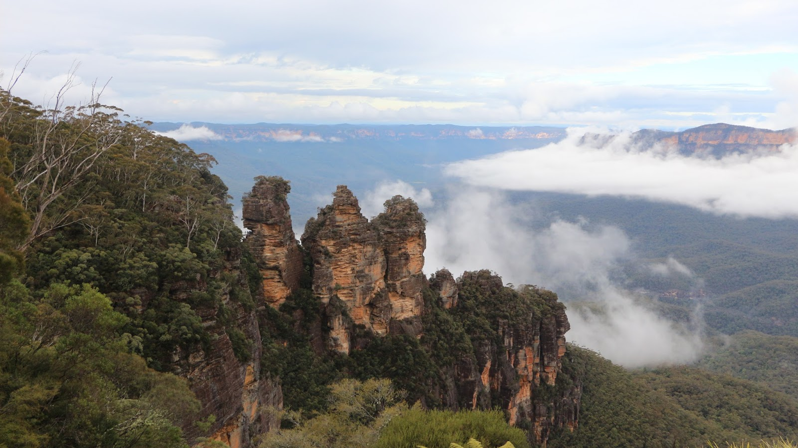 The Three Sisters blog