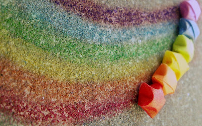 rainbow-chalk-colorful-macro-creative-stars-photo-wallpaper
