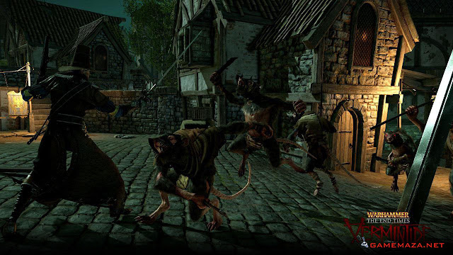 Warhammer The End Times Vermintide Gameplay Screenshot 4