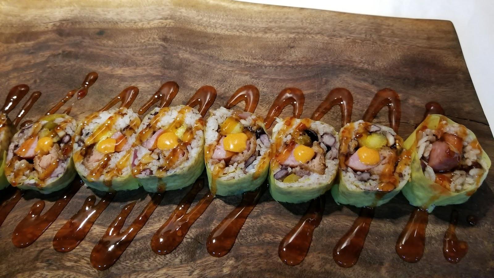 House of Food Porn Shushi Sushi