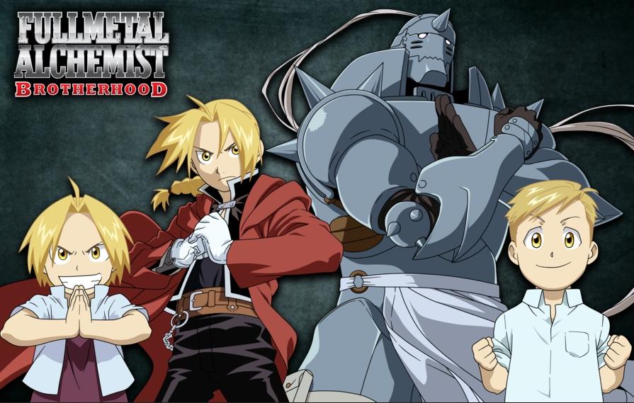 FMA%2BB - Fullmetal Alchemist: Brotherhood Subtitle Indonesia Batch Episode 1-64 + Movie + OVA