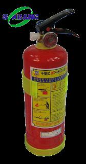 BÌNH CHỮA CHÁY BỘT BC MFZ2[Bình chữa cháy bột BC]