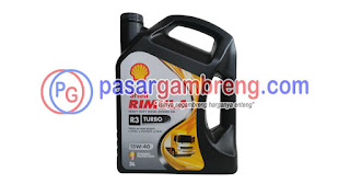 Jual Shell Rimula R3 Turbo