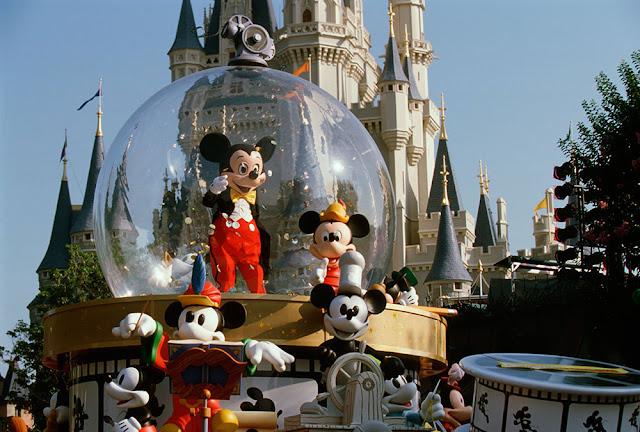 Principais atrações do Parque Disney Magic Kingdom em Orlando
