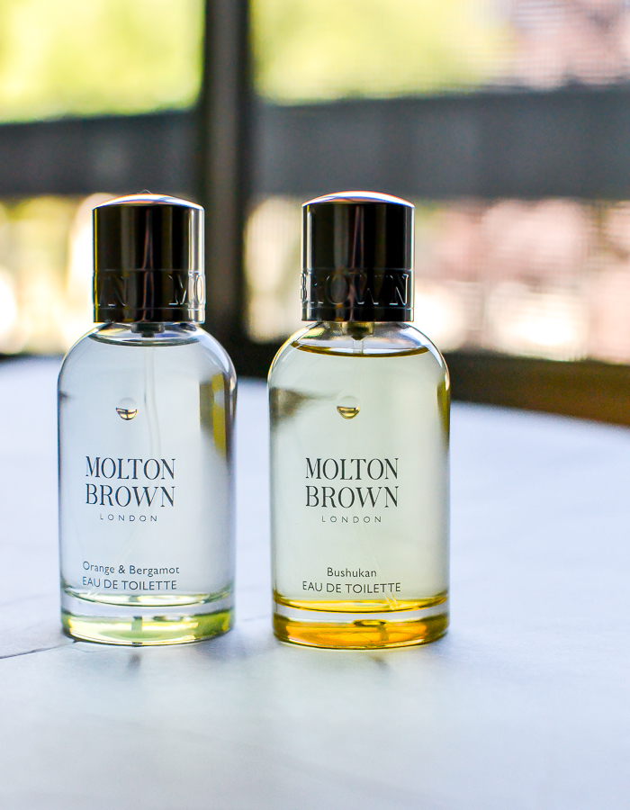 Perfume Review - Molton Brown Fragrances - Bushuka - Orange Bergamot - Eau de Toilette