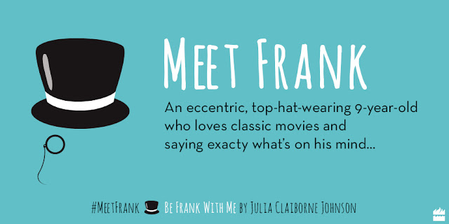 Be Frank With Me Book Tour