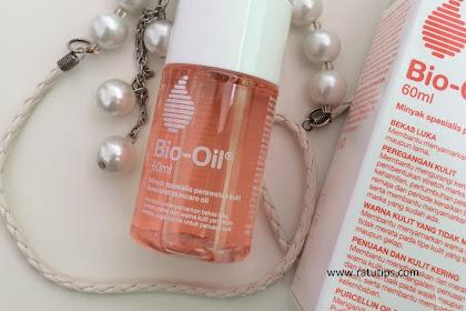 Review Bio Oil Untuk Mempercantik Kulit Wajah dan Menghilangkan Stretch Mark