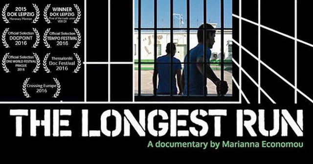 """Προβολή του πολυβραβευμένου ντοκιμαντέρ """"The Longest Run"""" στο Ε.Μ.Θ."""
