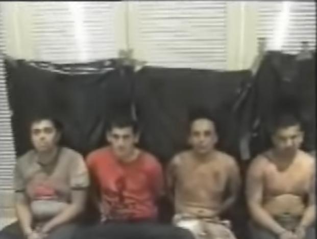 """Vídeo; """"¿Por qué levantaron a mi hermano?"""" así era un interrogatorio de """"La Barbie"""" padre del narcoterrorismo en México"""