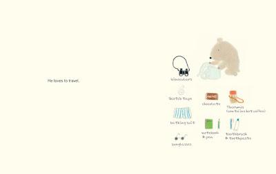 Kuma-Kuma Chan's Travels - a bookwrap