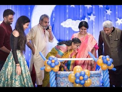 Sravana-Bhargavi-Hemachandra-Baby-Cradle-Ceremony