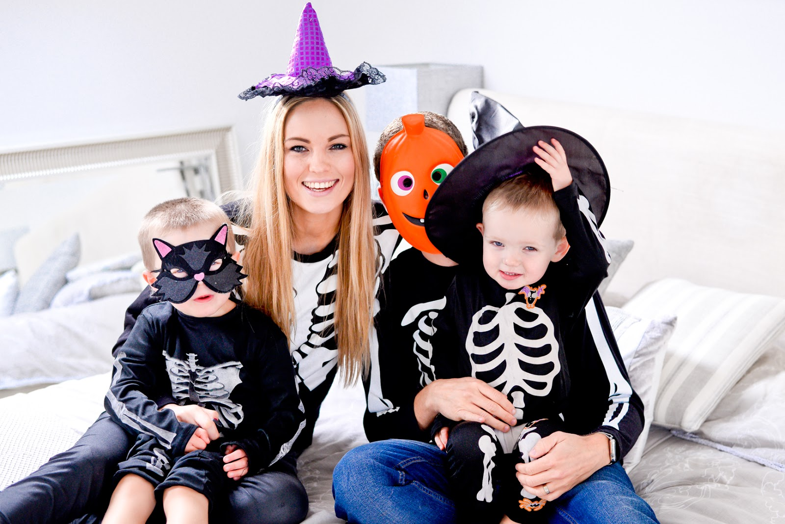 family halloween outfits