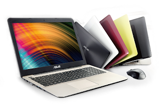 ASUS AMD X555QG