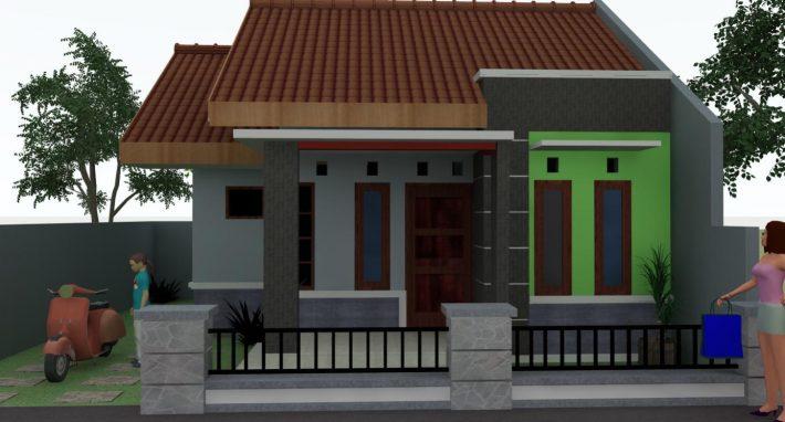 56 Gambar Rumah Sederhana Gaya Minimalis Gratis Terbaik