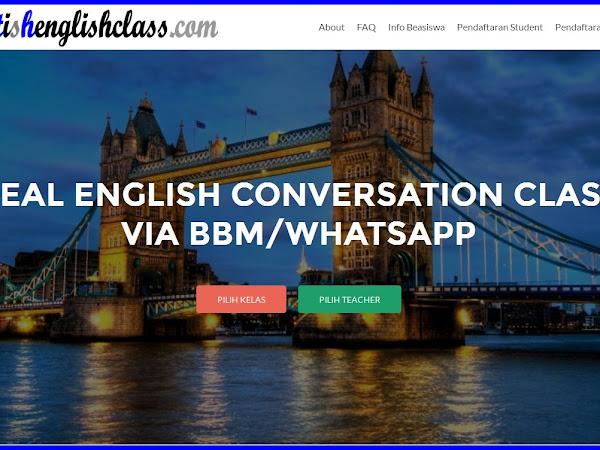 Belajar Bahasa Inggris yang Menyenangkan di British English Class