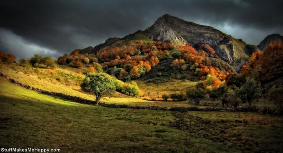 Autumn Wallpapers: 15 Places Where Autumn Is Particularly Beautiful