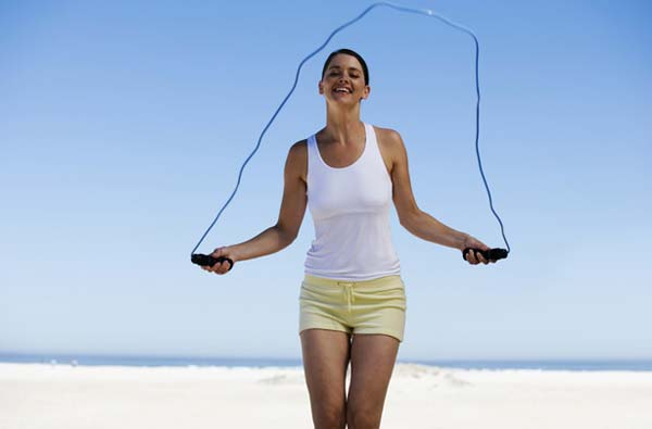 jumping rope to lose weight