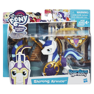 Guardians of Harmony Amazon Pre-order Shining Armor