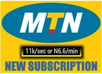 MTN Xtra Pro New Tariff Plan at 11k/sec