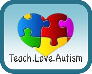 Guest Blogger - Jenn from Teach Love Autism! - Learning to be awesome
