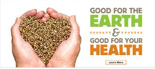 healthy hemp hearts
