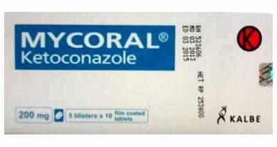 Harga Mycoral Obat Anti Jamur Panu Efektif Terbaru 2017