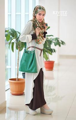 Gaya Hijab Simple Untuk Kuliah