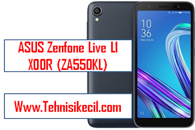 Cara Flashing ASUS Zenfone Live L1 (ZA550KL) Via QFIL Dengan Mudah Tested 100% Work