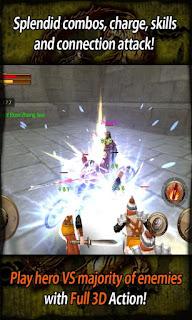 The Heroes of Three Kingdoms apk