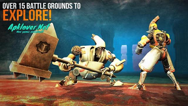 Clash Of Robots MOD APK unlimited money