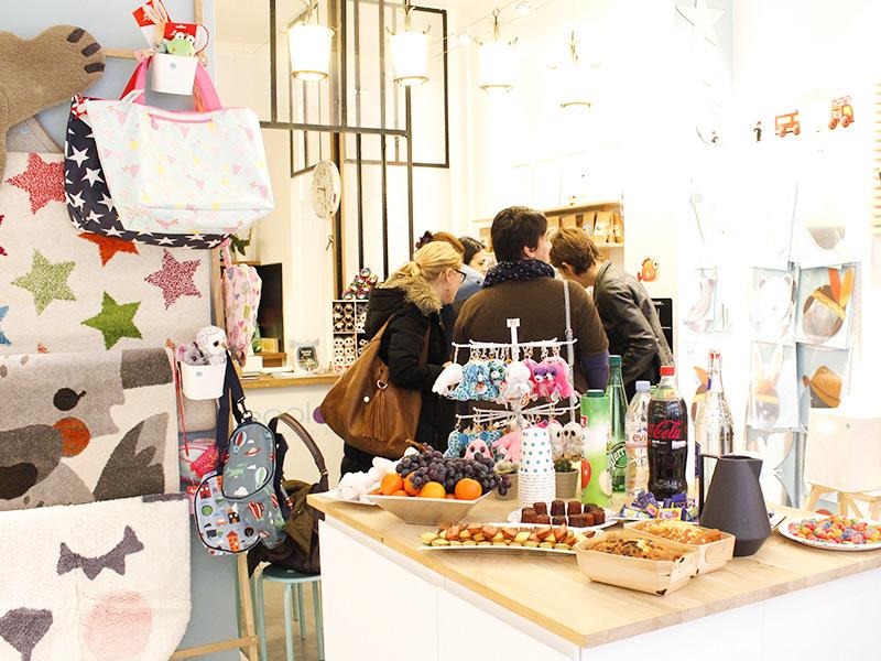 new kids shop in Paris