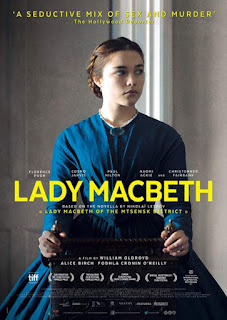 Lady Macbeth - Poster & Trailer