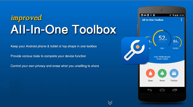 All-In-One Toolbox (Cleaner) APK Latest for Android_ computer Mastia