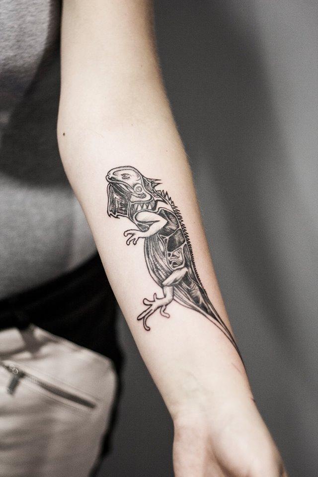 Sztuka Dziarania Czyli 10 świetnych Polskich Tatuatorów I