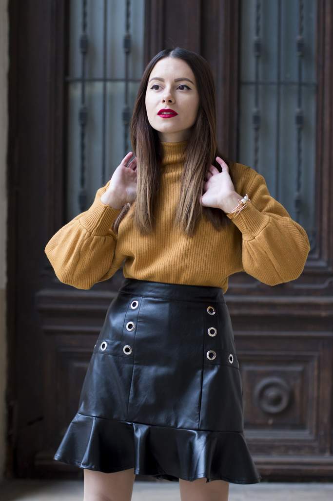 adina nanes mustard sweater