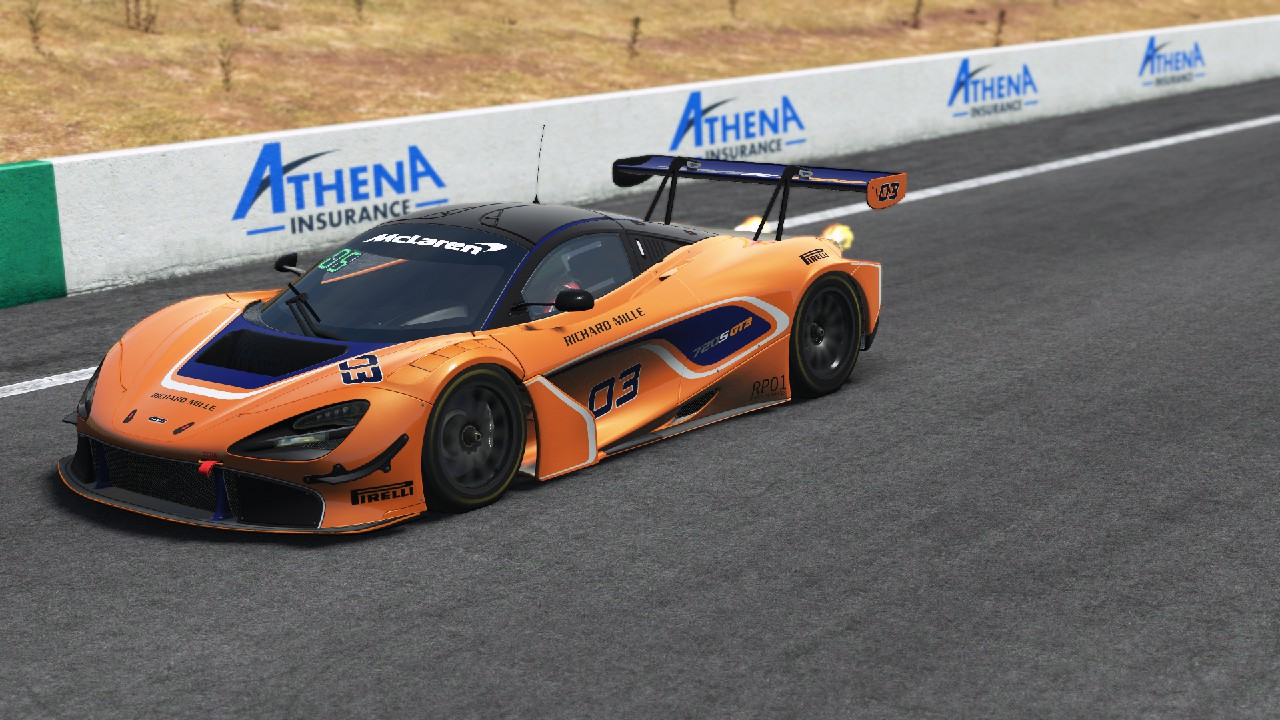 More GT3s added to RFactor 2 with the GT3 Challengers Pack