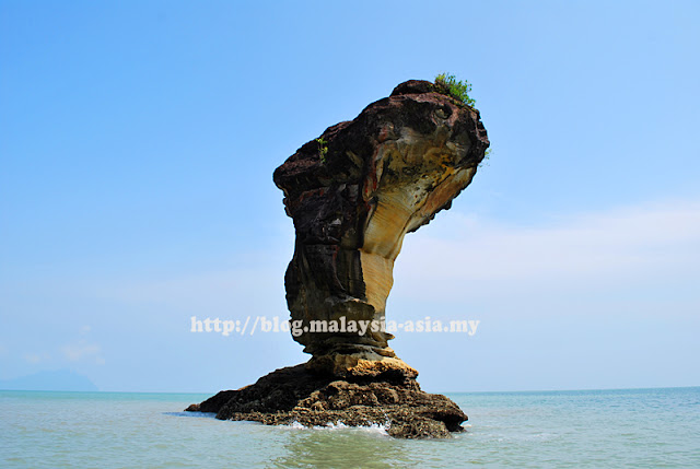 Sarawak Sea Stack Bako