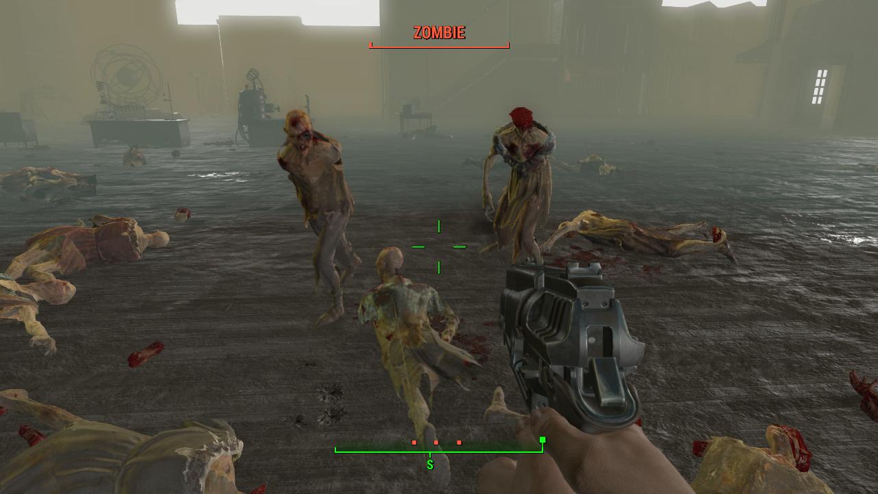 2016 - Zombie Walkers