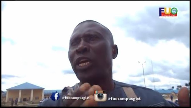 chief security officer of federal university otuoke