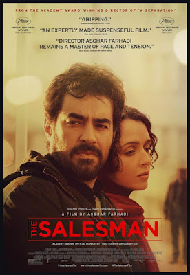EL VIAJANTE (The Salesman) - poster