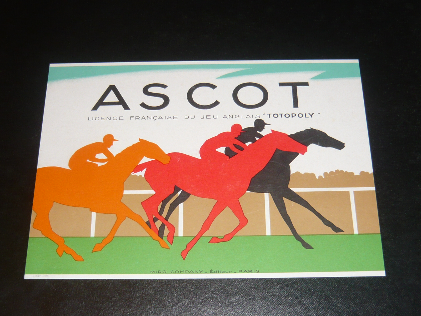 LOST IN THE 50's: Horse racing at ASCOT...