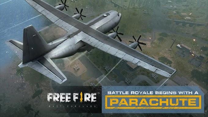 Free Fire Battlegrounds BAIXAR APK+OBB