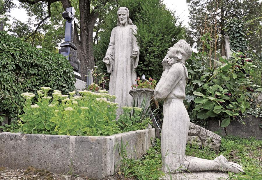 Central Cemetery of Cluj-Napoca (Romania)