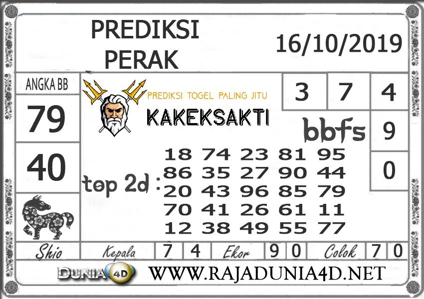 """Prediksi Togel """"PERAK"""" DUNIA4D 16 OKTOBER 2019"""