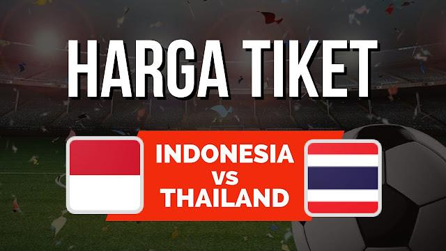 Gambar Harga tiket final piala aff u16 2018